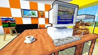 СТРОЮ МОЙ РЕАЛЬНЫЙ ДОМ В МАЙНКРАФТ - Как построить МЕХАНИЧЕСКИЙ ДОМ в Minecraft Троллинг Постройка