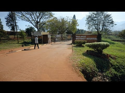 Building healthcare in Malawi