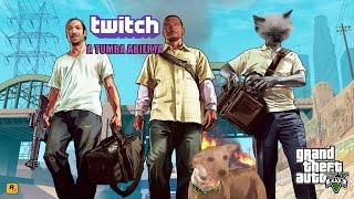 GTA V Online PC con KNEKRO | EP 2 | Un travelo, un payaso y el atraco!!
