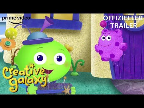 Random Movie Pick - Creative Galaxy Staffel 1 | Offizieller Trailer | PRIME Video YouTube Trailer