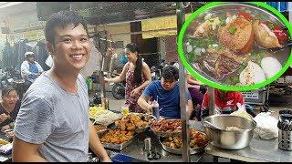 Trai đẹp bán khổ qua cà chớn khiến người Sài Gòn mê mệt