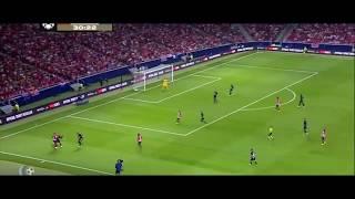 Incroyable but Atletico Madrid Vs Inter Milan 0-1 But de Martinéz / Incroyable But ( Icc )