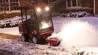 Sidewalk Snow Management by Ventrac© Thumbnail