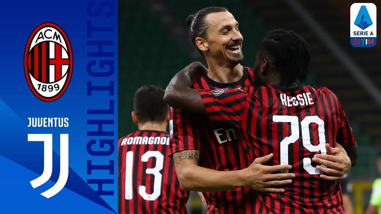 Milan 4-2 Juventus | Rimonta clamorosa:il Milan domina la Juve e firma il poker! | Serie A TIM