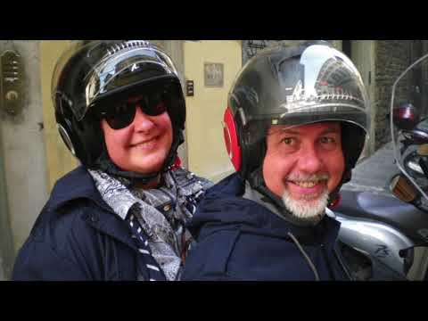 Franz, la moto nuova e...