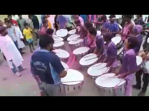 Teenmaar Band At Ganesh Nimarjanam - Teenmaar Awsome Band performance |Teenmaar Videos