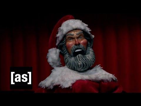 Santa Faces Reality | Robot Chicken | Adult Swim