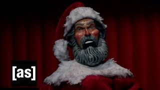 Santa Faces Reality | Robot Chicken | Adult Swim
