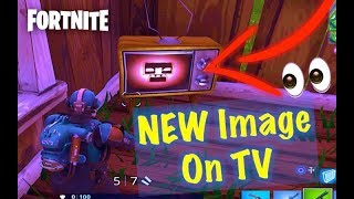 This Is Getting Strange.. Again (NEW Image & Hologram in Fortnite) | Fortnite Battle Royale