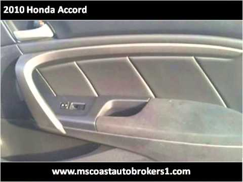 2010 Honda Accord Used Cars Ocean Springs MS