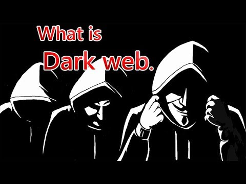 What is dark web?Full video explain in english.