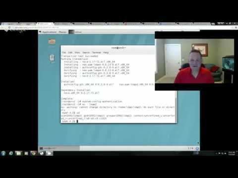 RHCSA Tip of the Week - LDAP authentication
