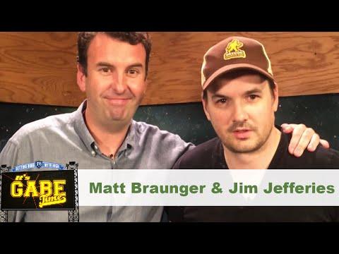 Post Sesh Interview w/ Matt Braunger & Jim Jefferies | Getting Doug with High