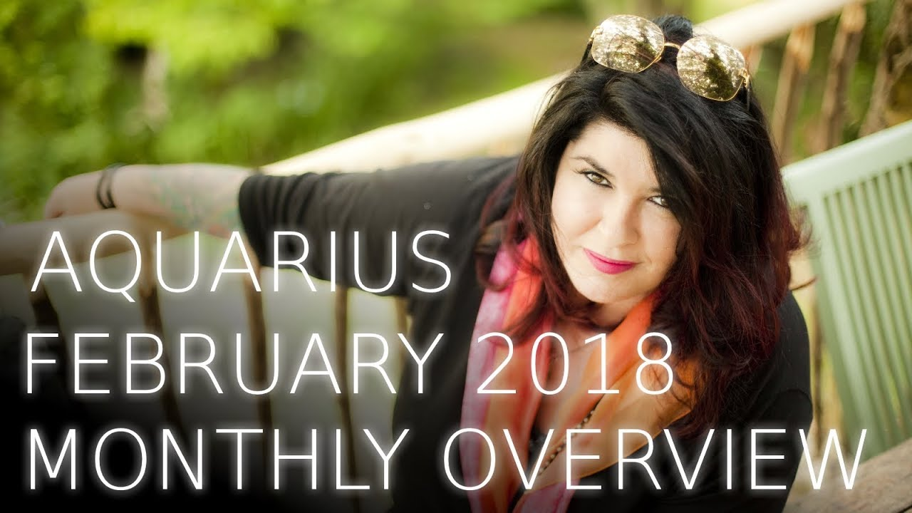 aquarius weekly horoscope 22 february 2020 michele knight