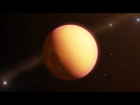 ESOcast 197 Light: GRAVITY uncovers stormy exoplanet skies