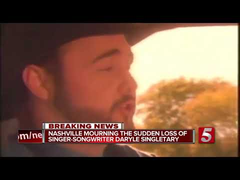 Country Singer Daryle Singletary Dies At 46