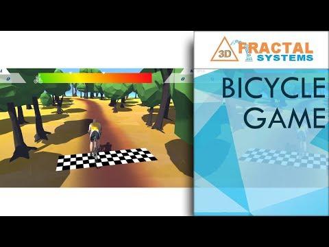 Bicycle Game - Aster Pharmacy (Arab Health 2019)