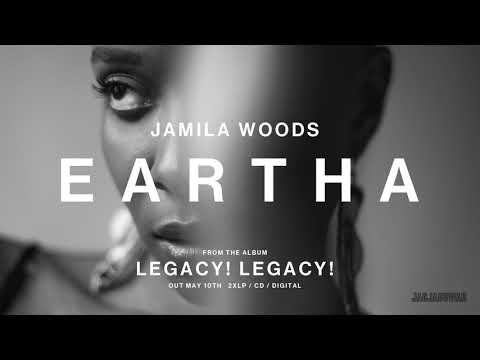 "Jamila Woods Explores Post-Argument Thoughts on ""EARTHA"""