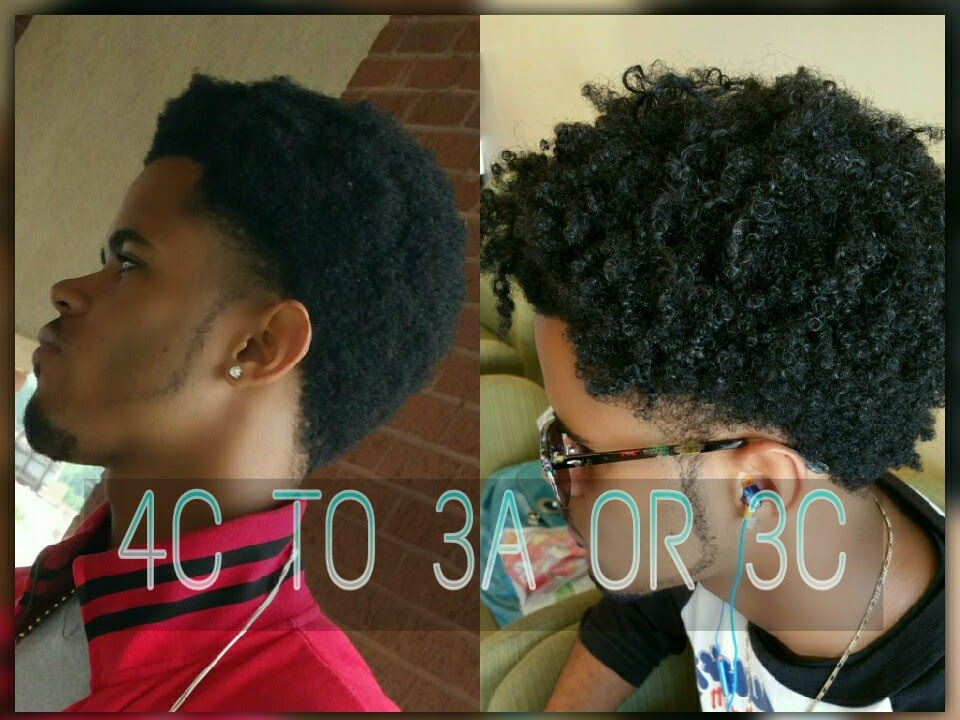 4c To 4b Curls Botanicals Texturizer Youtube