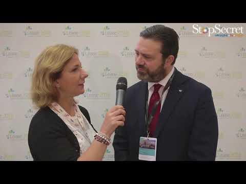 Lease 2018 - Vincenzo Aloe - Direttore Generale Credit Agricole Leasing Italia