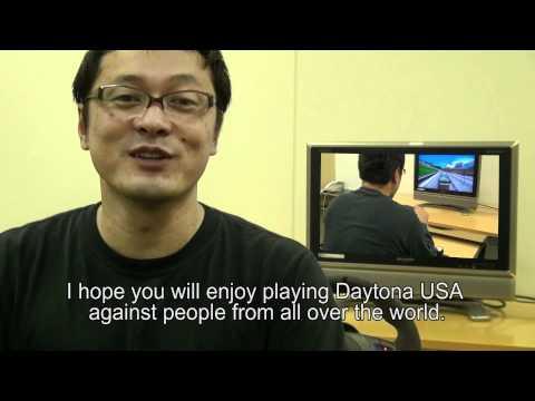 Daytona USA - Karaoke Mode Trailer