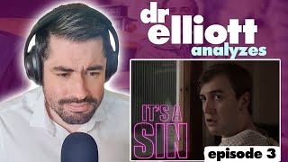 DOCTOR REACTS TO IT'S A SIN #3   Psychiatry Doctor Analyzes HIV in the 1980s (Episode #3)