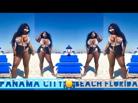 Spring break Panama City Beach Florida vacation vlog weekend get away 2019