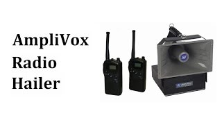 Radio Hailer PA Systems