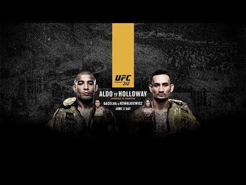 UFC 212: Aldo vs Holloway