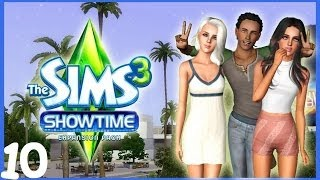 Let's Play: The Sims 3 Showtime - (Part 10) - Sadie