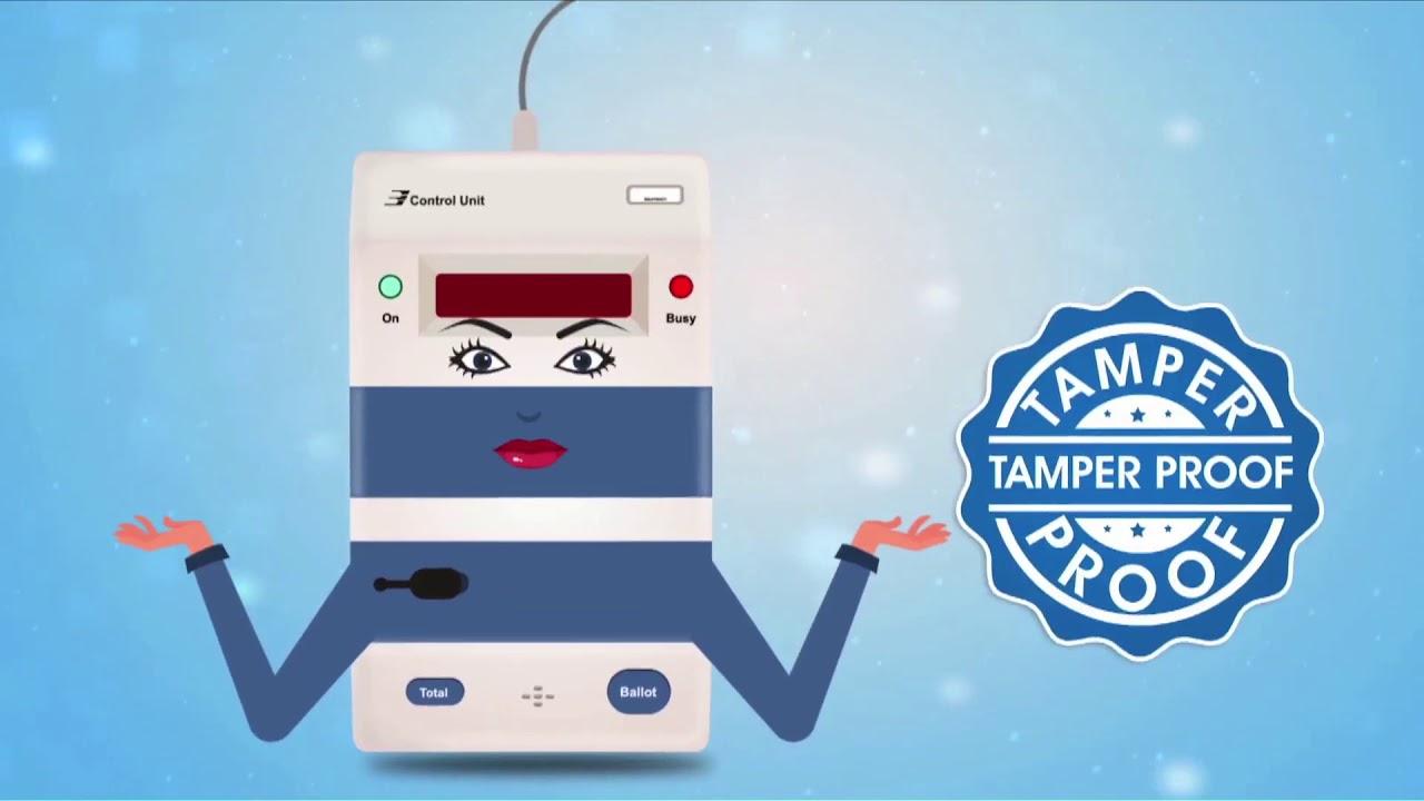 EVM-VVPAT: A trustworthy machine (Hindi) - EVM Awareness Films