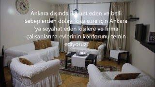 Ankara Günlük Kiralık Evler 0549 2856005