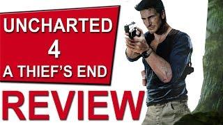 Uncharted 4 Review | Naughty Dog Say Goodbye To Nathan Drake | PS4 Games Review