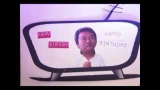 ten2five happy birthday