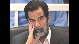 صدام يا صقر العرب - شعر فلسطيني