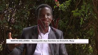 Wuuno ow'emyaka 28 alidde ekya Ssentebe w'e Mpigi
