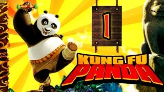 Kung Fu Panda Walkthrough Part 1 No Commentary (X360, PS3, PS2, Wii) - Godmode