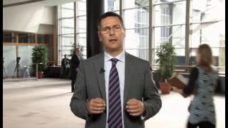 Giovanni La Via, il bilancio multiannuale europeo (2014-2020)