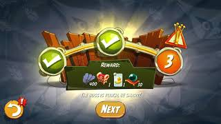 Angry Birds 2 daily challenge 2