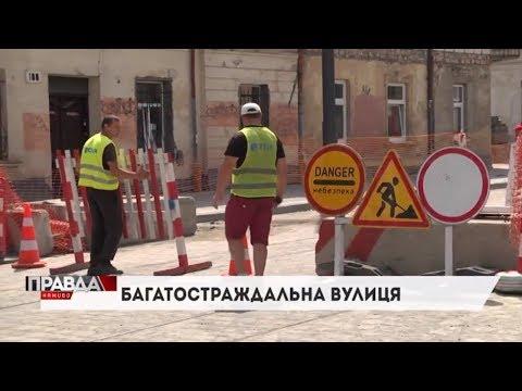 НТА - Незалежне телевізійне агентство: Як у Львові ремонтують вулиці: шмат до парламентських, ще трохи до місцевих?