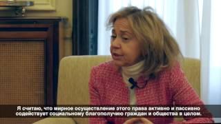 Экс-Генеральный прокурор Испании: Ни в коем случае не считаю Свидетелей Иеговы опасными(, 2017-04-18T10:35:19.000Z)