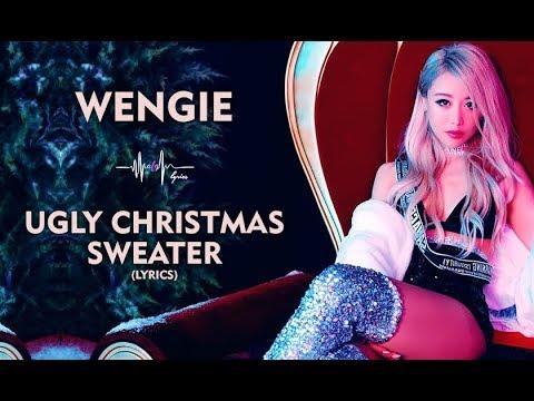 Wengie Ugly Christmas Sweater (Lyrics) YouTube