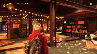 The Division dark zone is punk paradise