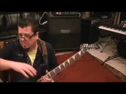 Loudness - Let It Go - Guitar Lesson by Mike Gross(rockinguitarlessons.com)