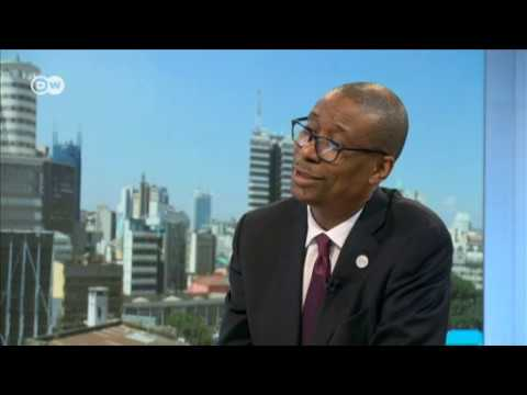 Dr Okechukwu Enelamah spoke of the G20 Africa Partnership in Berlin and the role of Nigeria