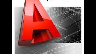 Autocad Eğitimi Ders  5 (Trim Komutu-Snap Komutu Ayarları-Uygulama) - Bayram GÜRAN