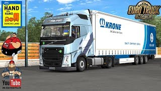 [ETS2 v1.32] LowDeck Chassis Addon for Eugene Volvo FH + ALL DLC´s ready