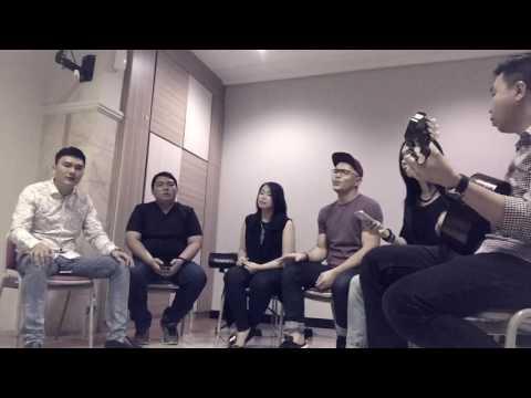PENYELAMATKU (JPCC Worship) - Acoustic Cover By GPdI SOHO Vocal Group
