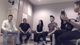 PENYELAMATKU (JPCC Worship) - Acoustic Cover By GPdI SOHO Vocal Group