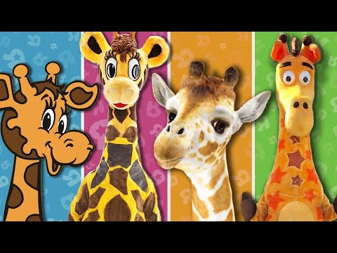 Evolution Of Toys R Us Geoffrey Giraffe